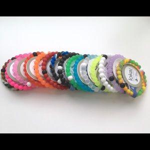 Set of 15 Lokai Bracelets (many sizes)